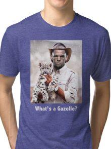 What's a Gazelle? Tri-blend T-Shirt