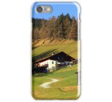 Winter in Austria  iPhone Case/Skin