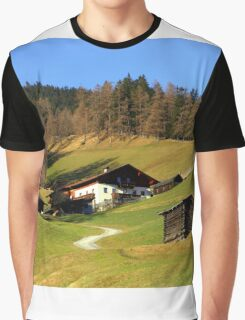 Winter in Austria  Graphic T-Shirt