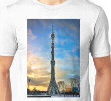 Ostankino Tower Unisex T-Shirt