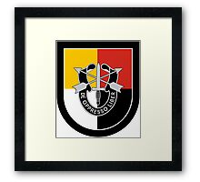 3rd Special Forces Framed Print
