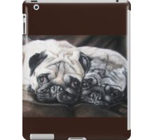 Stan and Belle iPad Case/Skin