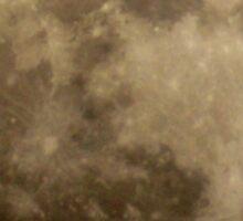 Super Full Moon Sticker