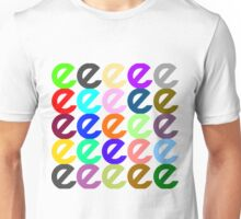 E Multiply Unisex T-Shirt