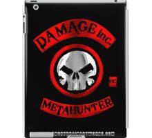 Damage Inc Logo iPad Case/Skin