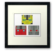 Triborg (MKX) Framed Print