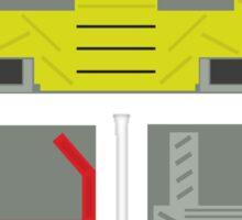 Triborg (MKX) Sticker
