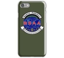 BSAA - Olive Drab iPhone Case/Skin
