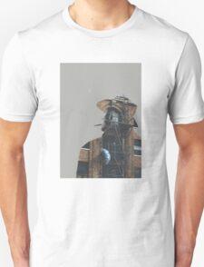 Fire Escape Cigarette Unisex T-Shirt