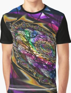 Journeying Away From Peace Graphic T-Shirt