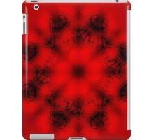 Red Passion Mandala iPad Case/Skin