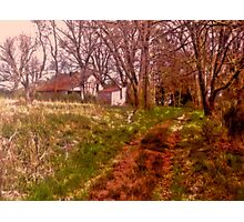 """""""The Road Home""""... prints and products Photographic Print"""