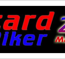 Picard/Riker 2017 Sticker Sticker