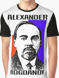 Alexander Bogdanov Graphic T-Shirt