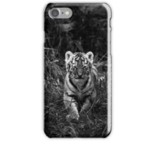 Amur Tiger Cub iPhone Case/Skin