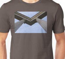 Sky angles Unisex T-Shirt