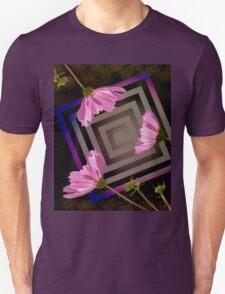 Pink Cosmos Unisex T-Shirt