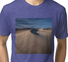 Death Valley's Eureka Sand Dunes Tri-blend T-Shirt