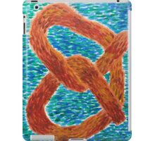Happy Pretzel Vertical  iPad Case/Skin