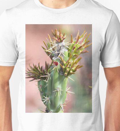 Cactus Blooms Unisex T-Shirt