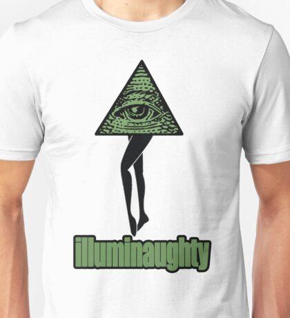 illuminaughty Unisex T-Shirt