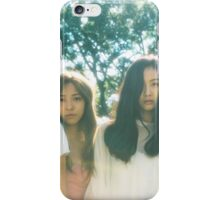 FX kpop full band iPhone Case/Skin