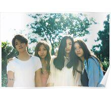 FX kpop full band Poster