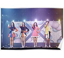 kpop f(x) Poster