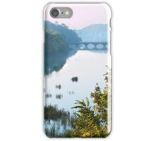 Autumn Dawn - Bosherston Lily Pools iPhone Case/Skin