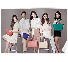 F(x) Pretty Girls Poster