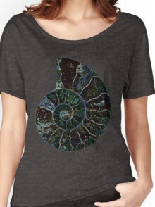neon ammonite Women's Relaxed Fit T-Shirt