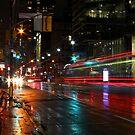 Toronto Streetcar by Shane Bonnell
