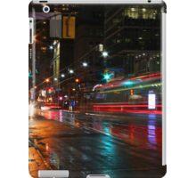 Toronto Streetcar iPad Case/Skin