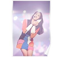 Very Cute Krystal Jung Poster