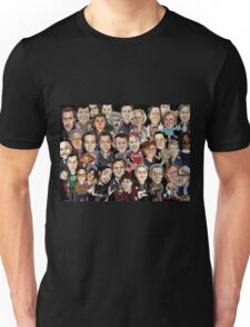 CARICATURE MIX! Unisex T-Shirt