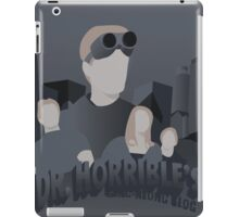 Doctor Horrible's Sing-Along Blog iPad Case/Skin