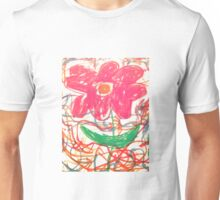 Preschool Flower Unisex T-Shirt