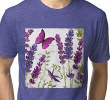 Lavande II Tri-blend T-Shirt