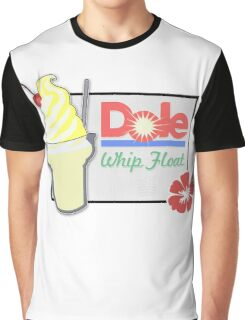 Dole Whip Float Graphic T-Shirt