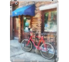 Bicycle by Post Office iPad Case/Skin