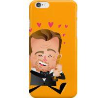 Leonardo DiCaprio and his Oscar iPhone Case/Skin