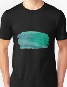 Watercolor Paint Stroke Unisex T-Shirt