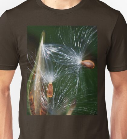 Flying seeds Unisex T-Shirt