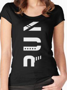 Run Women's Fitted Scoop T-Shirt