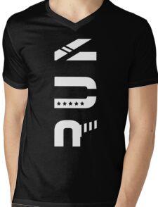 Run Mens V-Neck T-Shirt