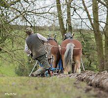 Behind the plough by peaky40