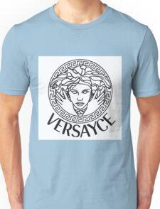 "It's Pronounced ""Ver-sah-chee"" Unisex T-Shirt"