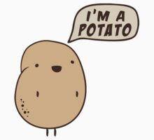 I'm a Potato Kids Tee