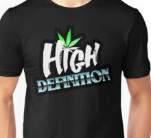 High Definition Unisex T-Shirt