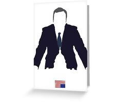 Pres. Underwood Greeting Card